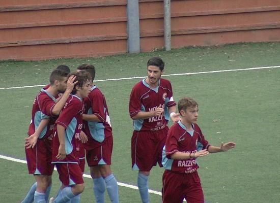 Andata Sedicesimi Coppa Italia: 4 a 1 in casa del Fonte Nuova!