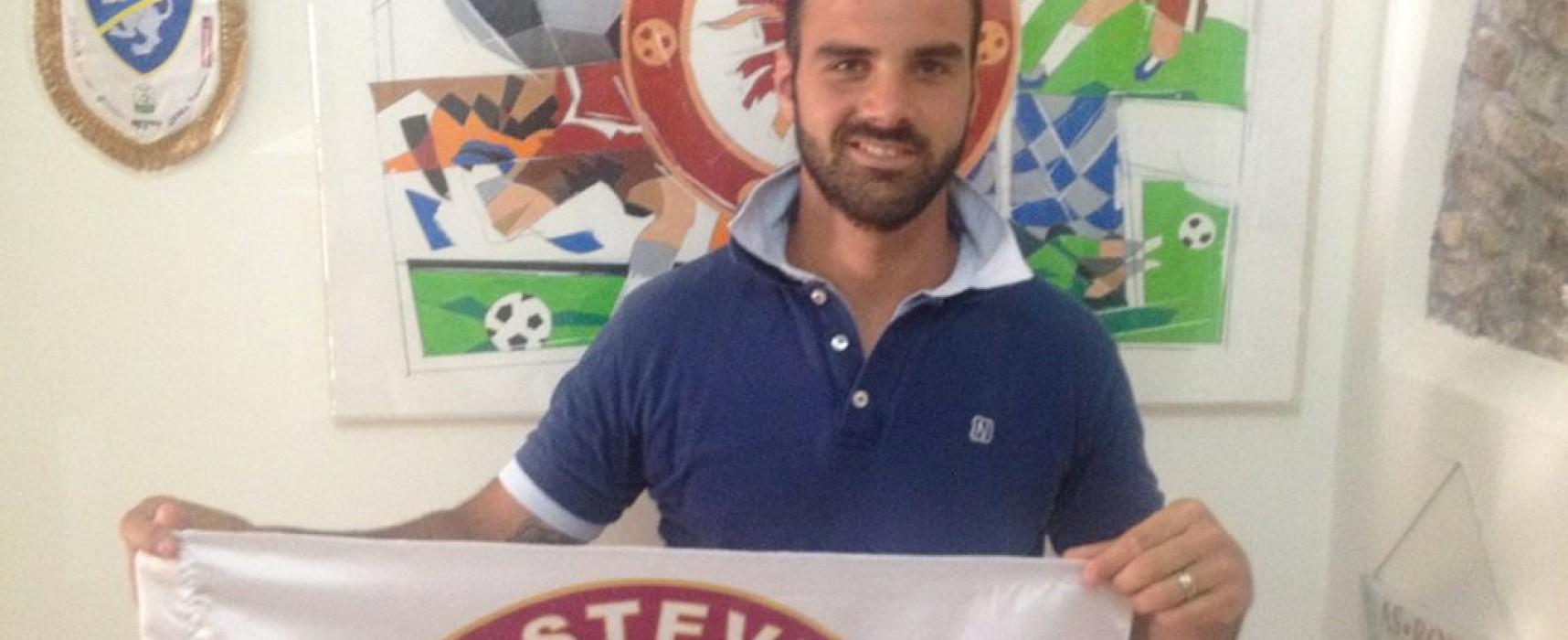 Roberto Afonso Delgado è un nuovo giocatore del Trastevere.