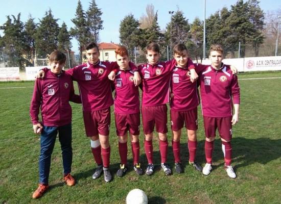 Torneo Avis di Fossato di Vico, ottimo terzo posto per i Giovanissimi.