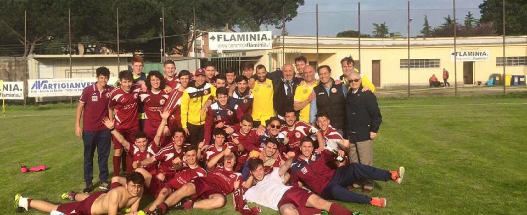 La Juniores Nazionale vince il Girone I e accede alla fase nazionale.