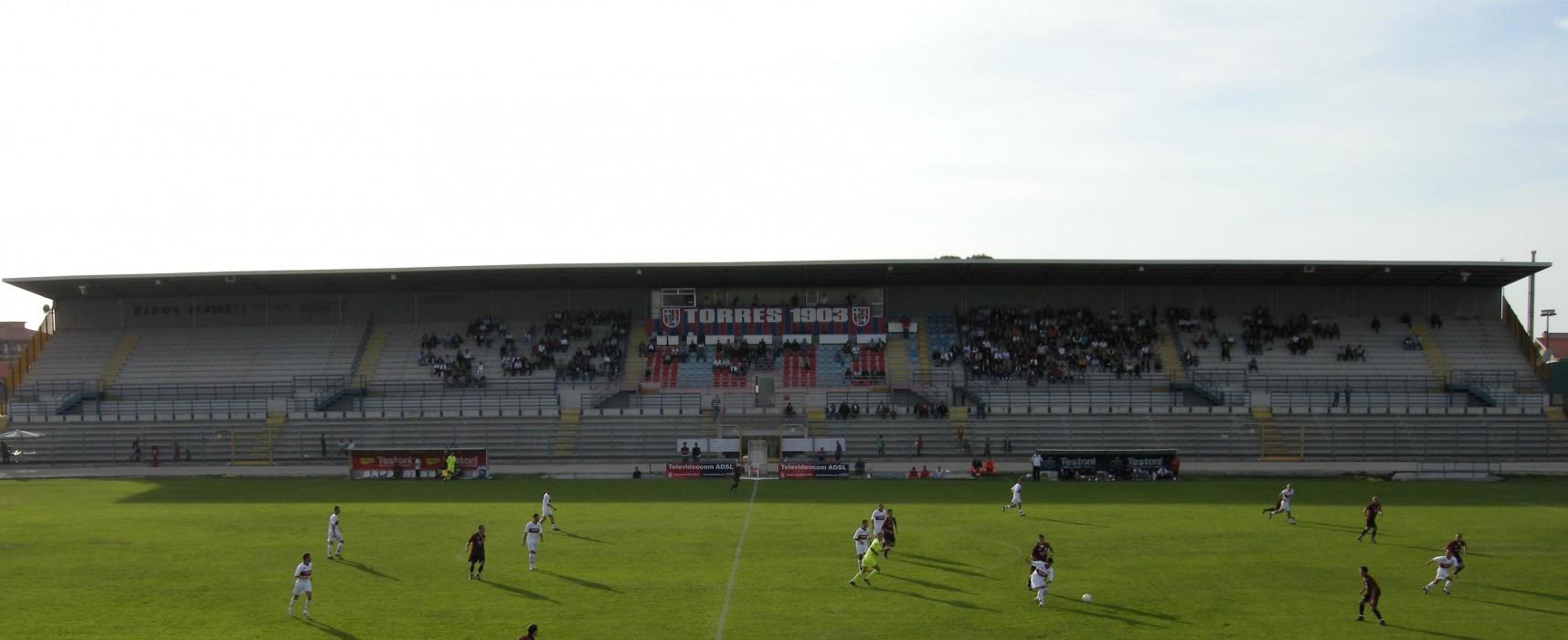 Il Trastevere cede nel finale. A Sassari la Torres vince 2-0.