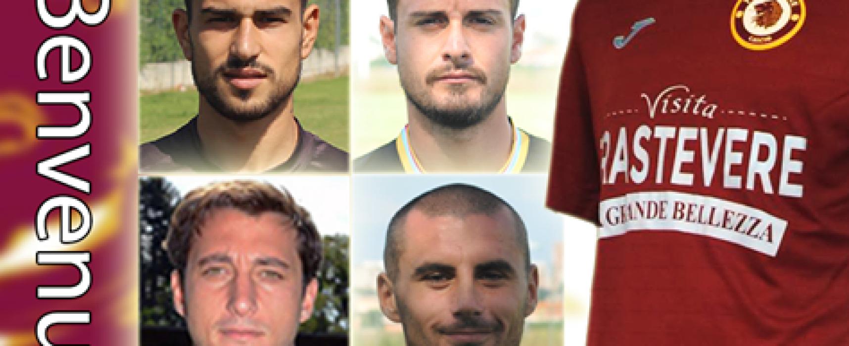 Comunicato Ufficiale – Operazioni di Calcio Mercato.