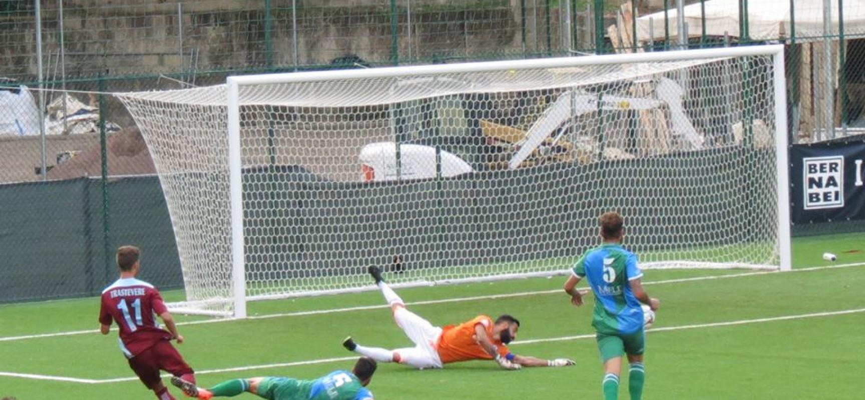 Il Trastevere batte la Nuorese e passa ai sedicesimi di Coppa Italia