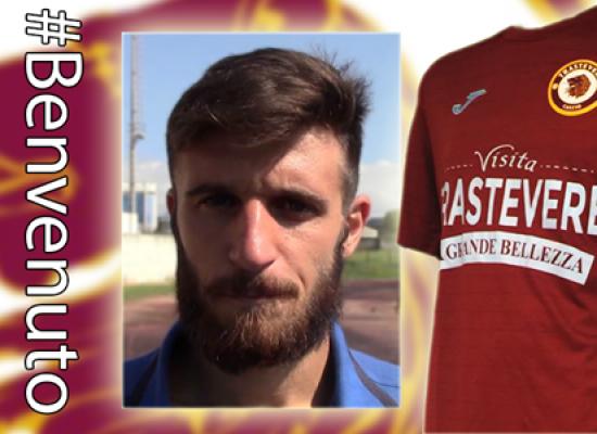 Trastevere Calcio, ingaggiato il centrocampista Alessio Fatati.