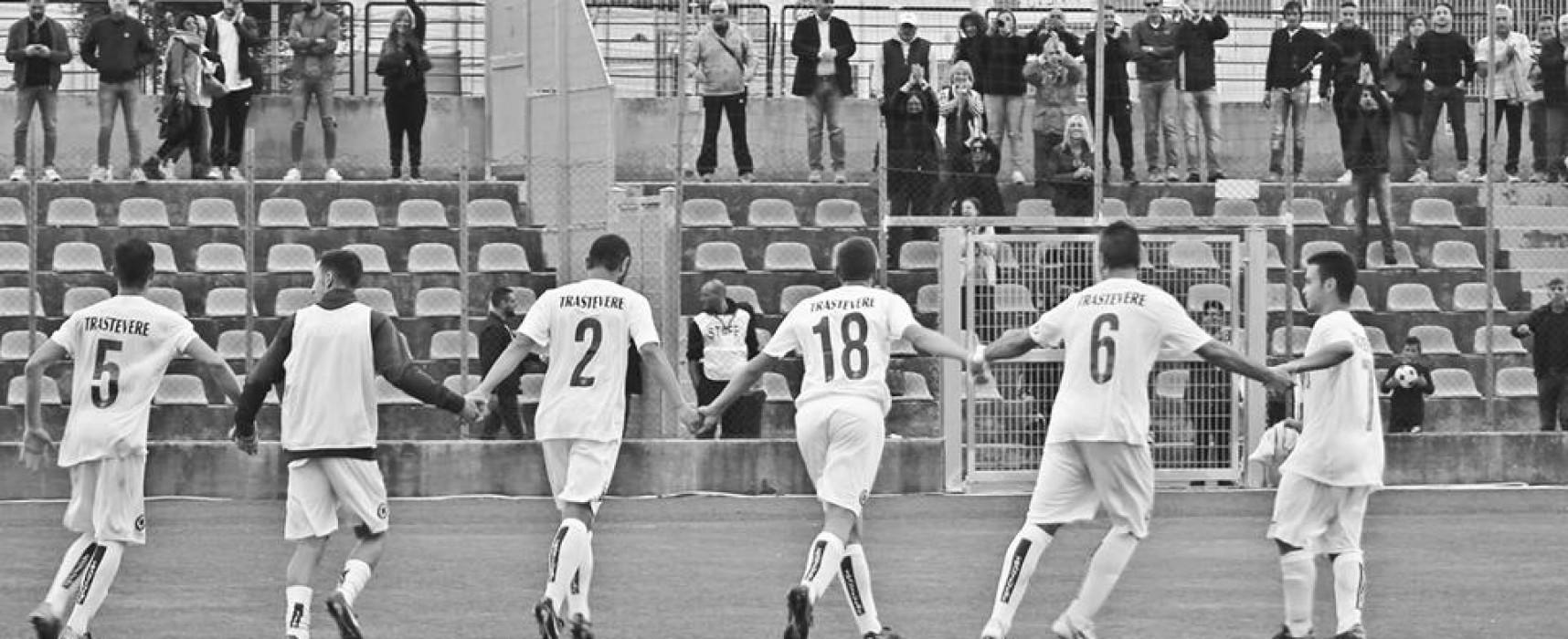Il Trastevere torna a vincere in trasferta. Al Comunale di Ciampino decide un gol di Mastromattei