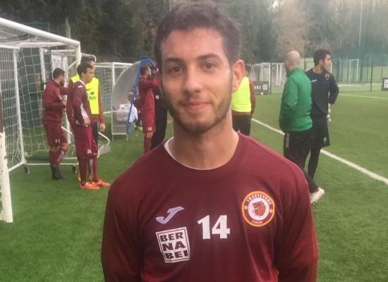 Francesco Pagliarini è un calciatore del Trastevere Calcio.