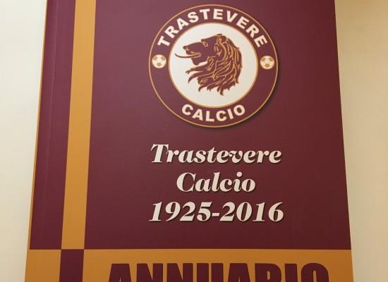 Presentazione dell'Annuario Trastevere Calcio 1925-2015
