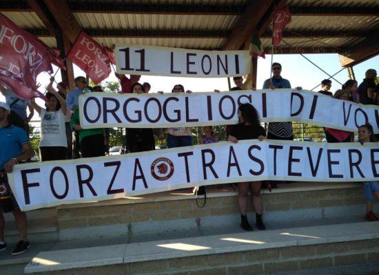 GIOVANISSIMI PROVINCIALI: TRASTEVERE PRIMA SQUADRA DI ROMA
