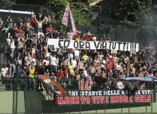 Play- off, Trastevere – Nocerina 0-2, in cauda venenum