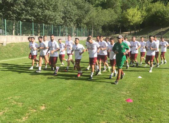 Continuano gli allenamenti… in attesa dei gironi della Serie D!