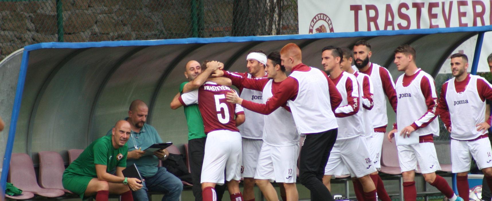 Anzio KO al Trastevere Stadium: a segno Donati, Bernardotto e doppietta di Druschky