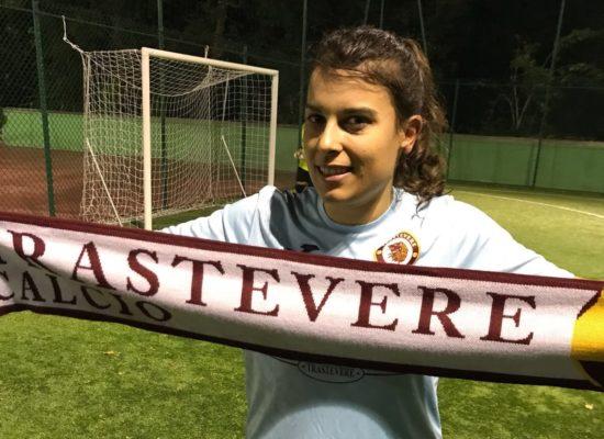 Trastevere femminile, Sara Masini: un calcio agli stereotipi