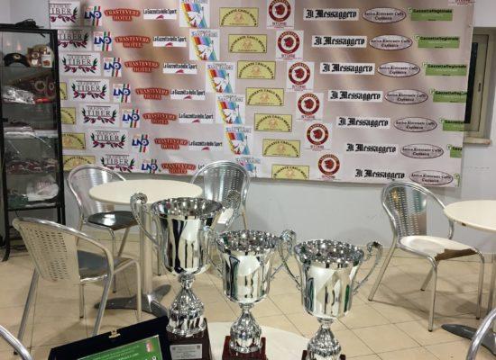 Trastevere Calcio pluripremiato. Trastevere-Sassari LatteDolce anticipato a sabato 9 dicembre ore 14:30