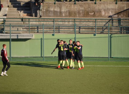 Il Trastevere ferma l'Aprilia: 2-0 allo Stadium