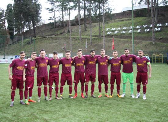 Il Trastevere si piega contro il Lanusei: 0-2 allo Stadium