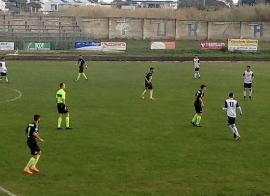 """Anzio-Trastevere 0-1. Mister Gardini: """"Avanti a vincere"""""""