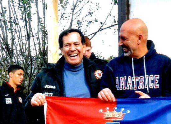 """Il Presidente Betturri: """"Piena solidarietà all'amico Sergio Pirozzi"""""""