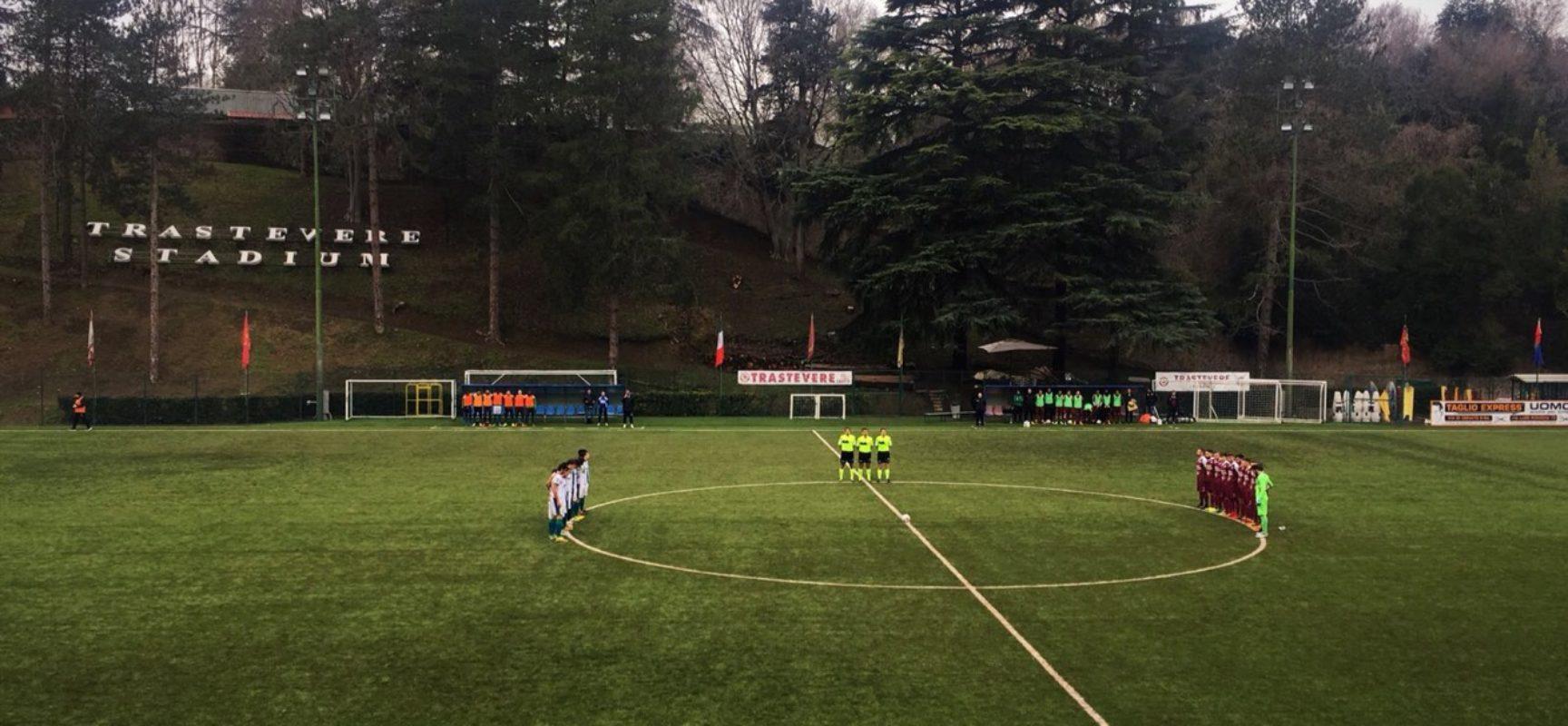 Trastevere-Nuorese 3-2