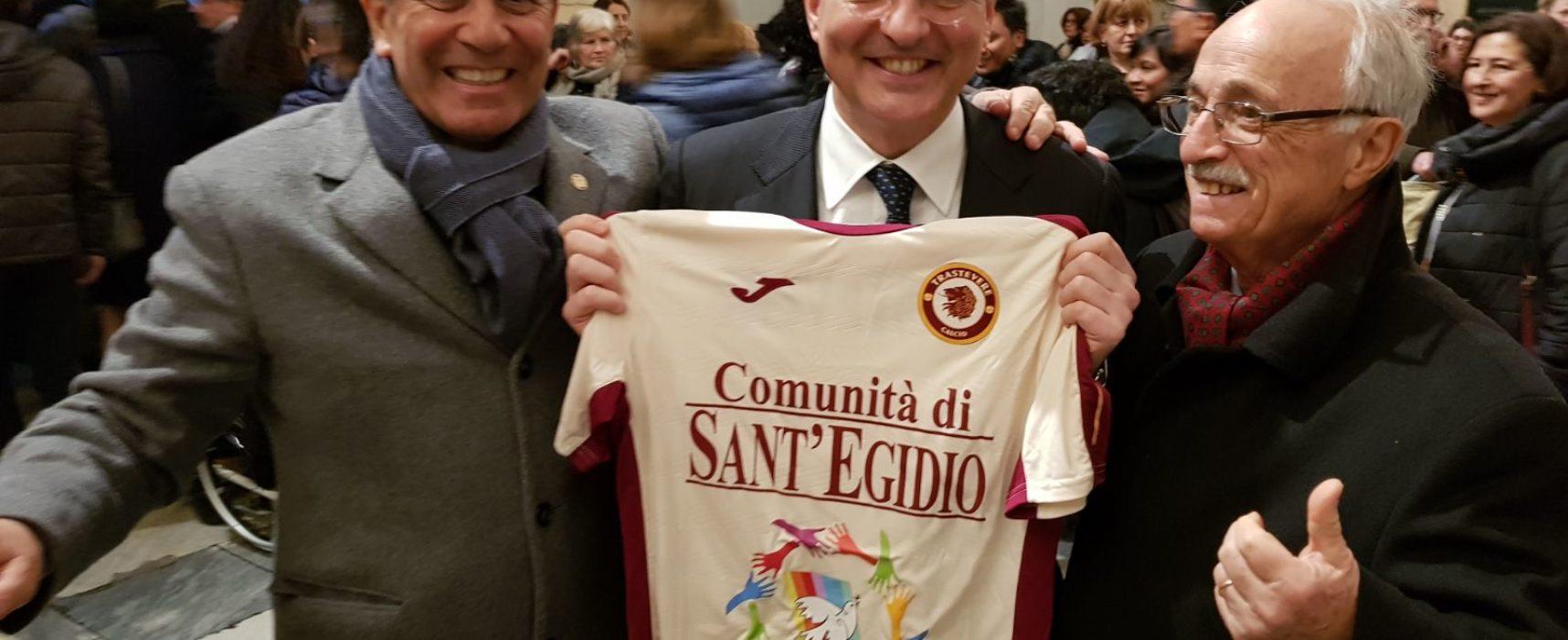 Cinquant'anni della Comunità di Sant'Egidio a Santa Maria in Trastevere