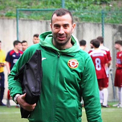 Mauro Mazza nuovo allenatore della prima squadra
