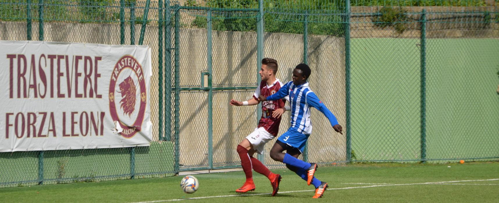 Il Trastevere cede allo Stadium: due reti e tre punti per il Cassino
