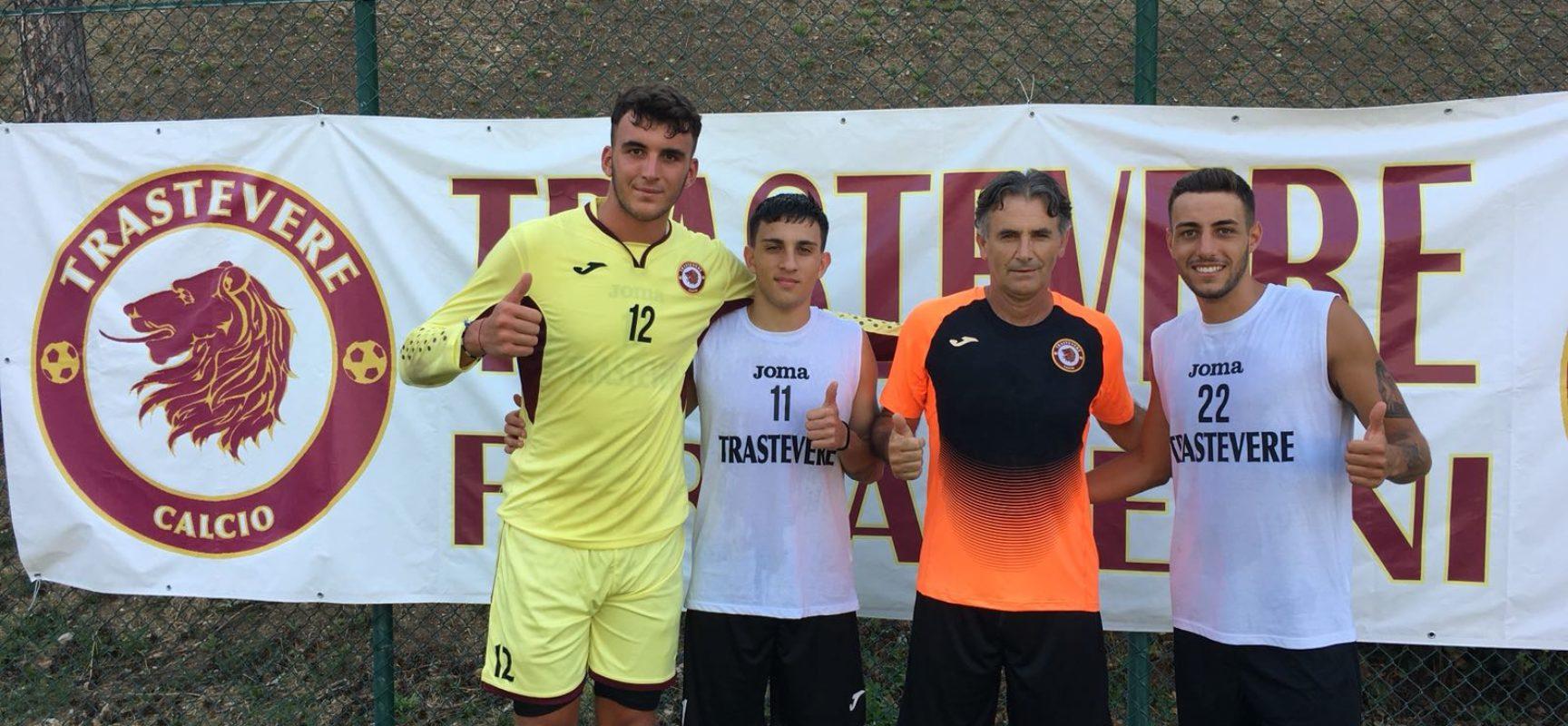 Serie D, Tre giovani novità