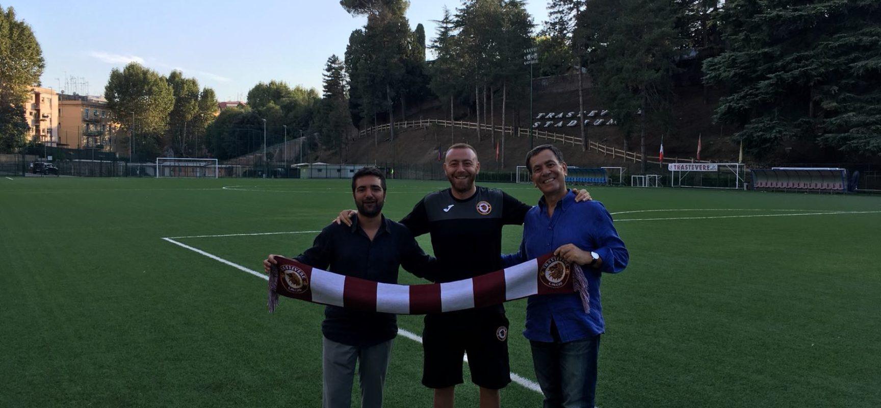 Grande novità in casa Trastevere: arriva Paolo Capodaglio