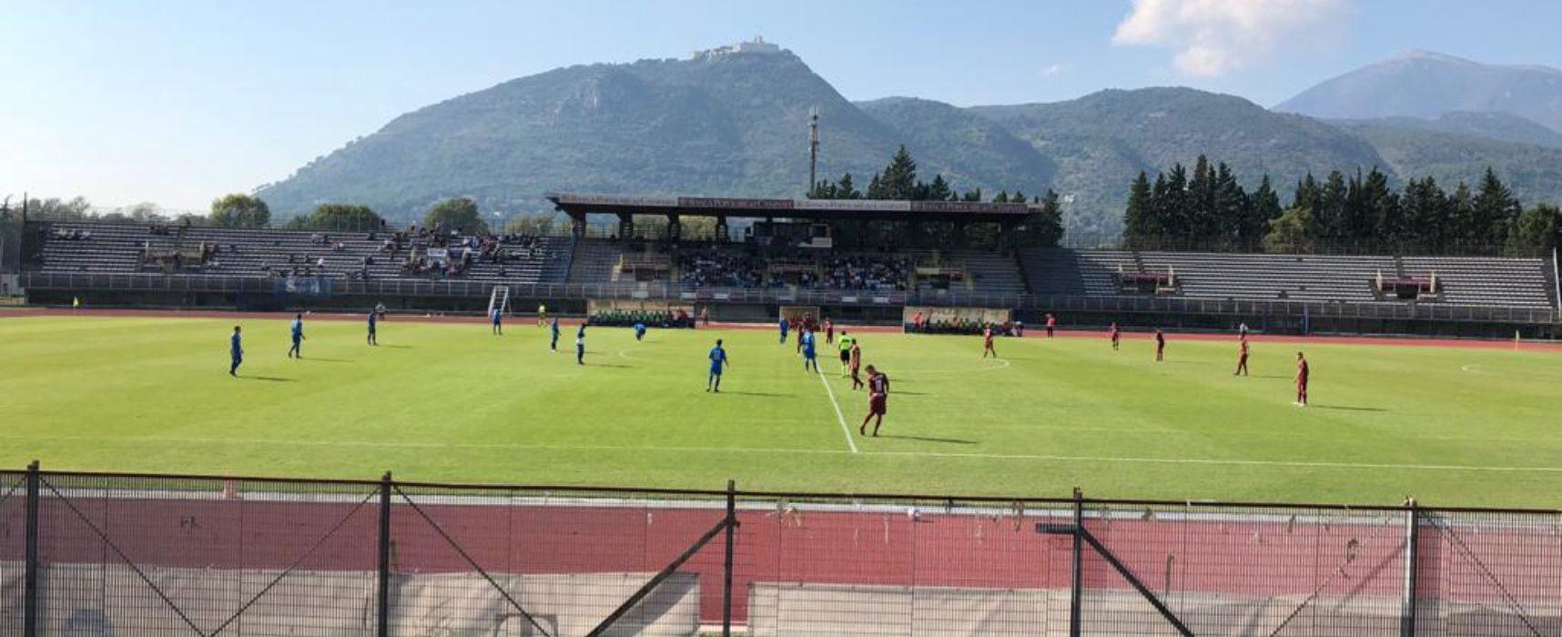 Termina in parità il big match allo Stadio Salveti: Cassino-Trastevere 2-2