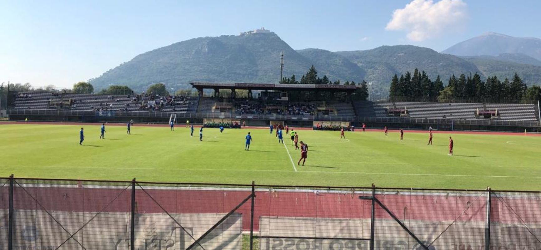 Termina in parità il big match allo Stadio Salveti: Cassino-Trastevere 2-2