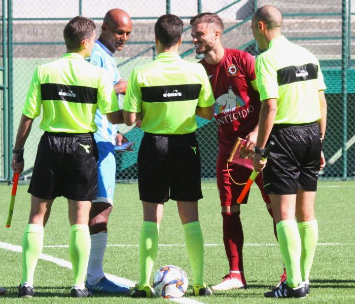 SERIE D, Trastevere 2-0 Aprilia 26.09.18