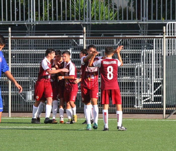 UNDER 19, SFF Atletico 1-1 Trastevere 6.10.18