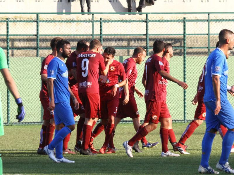 Trastevere-Albalonga 1-1, Pippi risponde a Renzi allo Stadium