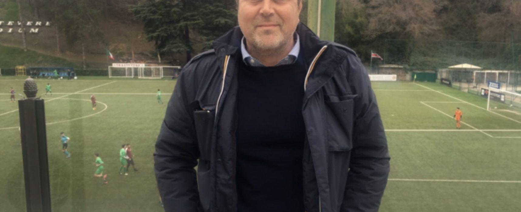 """FABRIZIO CIOTTI, RESPONSABILE DEL SETTORE GIOVANILE: """"VI RACCONTO IL NOSTRO 2018"""""""