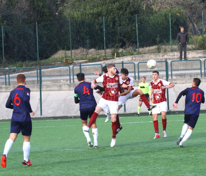 UNDER 19, ANAGNI – TRASTEVERE 0-0