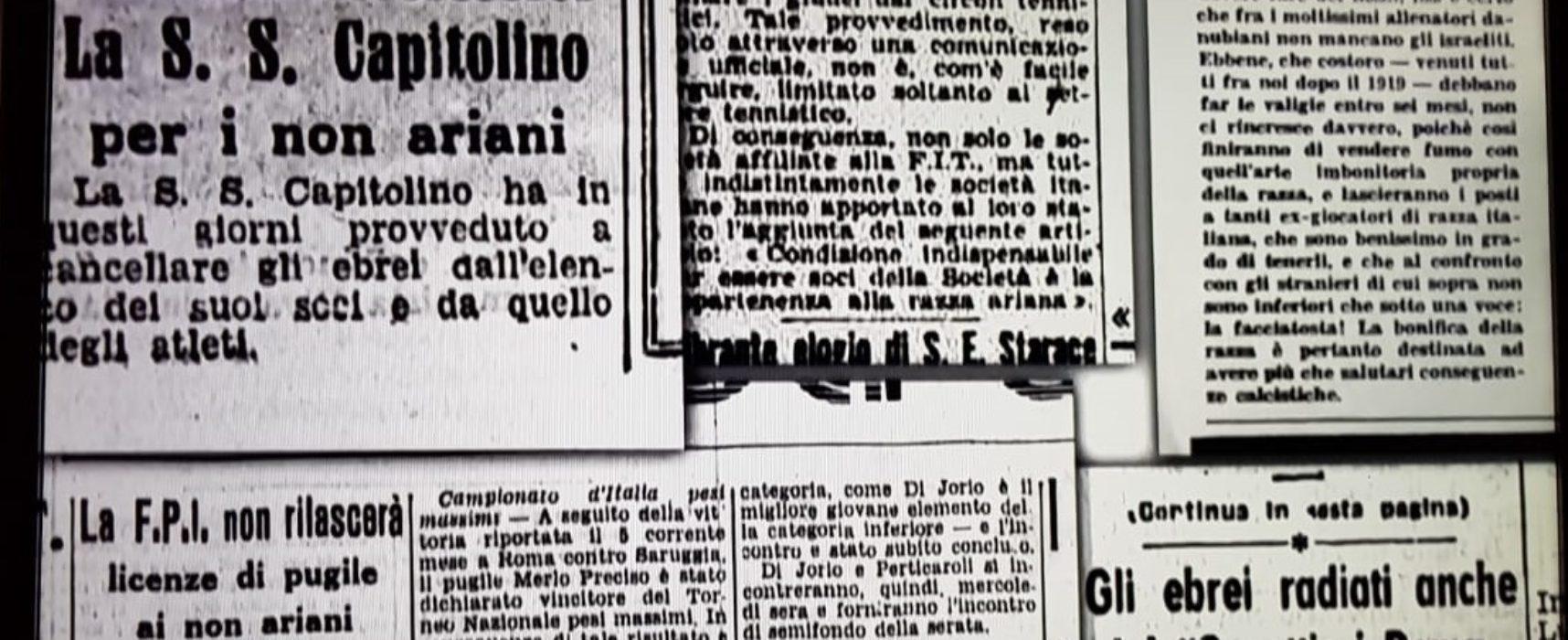 GIORNATA DELLA MEMORIA: IL TRASTEVERE NON SI PIEGO' AL REGIME.