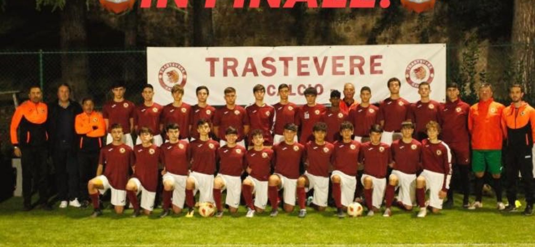 UNDER 16 IN FINALE PER IL TITOLO REGIONALE