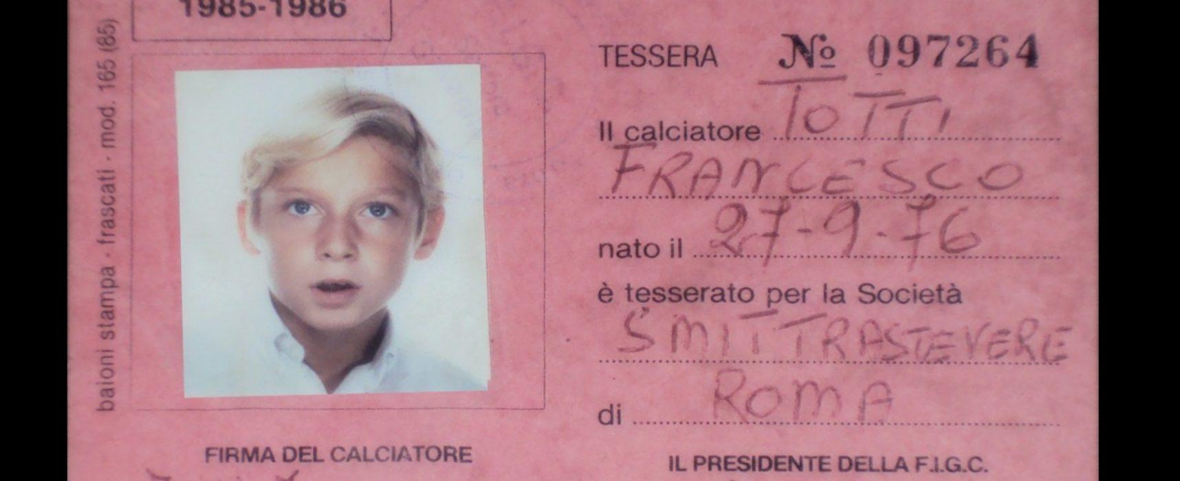 Le parole del Presidente Betturri nel giorno dell'addio di Francesco Totti alla As Roma.