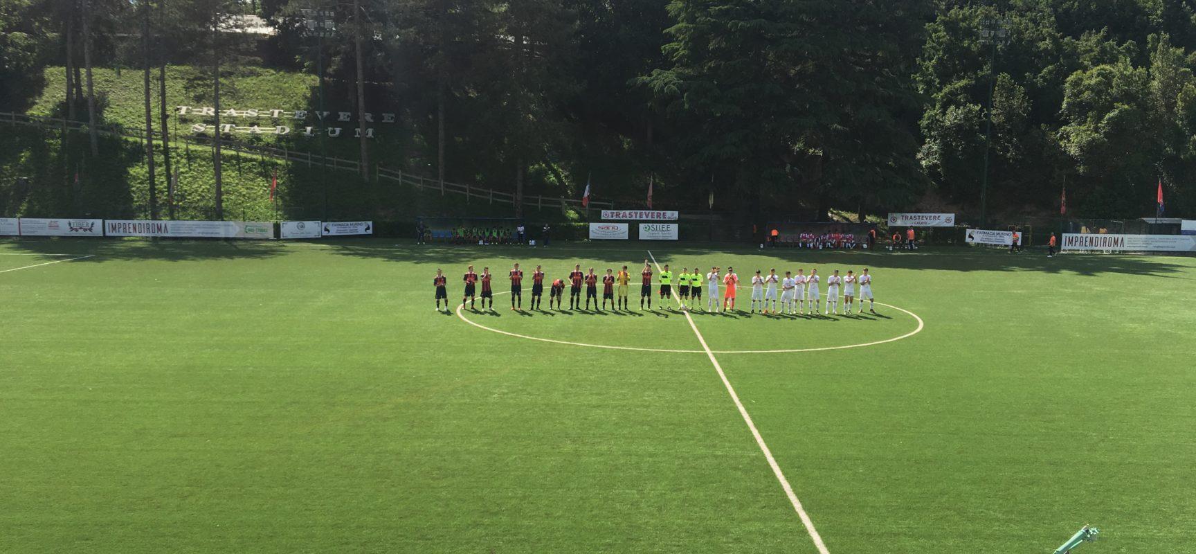 U19 TRASTEVERE – AQUILA MONTEVARCHI 2-3