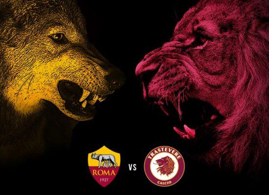 Sabato 20 luglio, amichevole contro la AS Roma