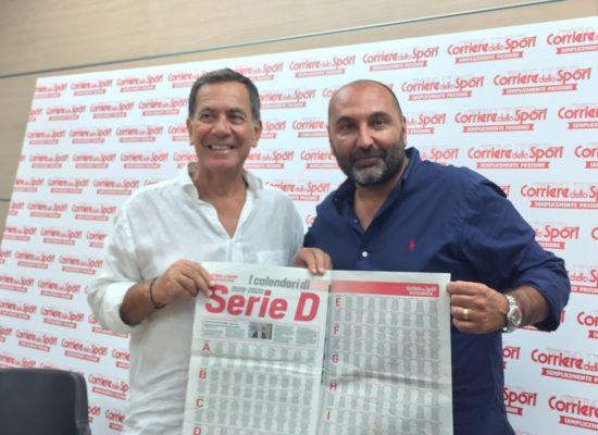 """""""Il Corriere dello Sport – Stadio"""" sempre più in alto: il commento del presidente Pier Luigi Betturri"""