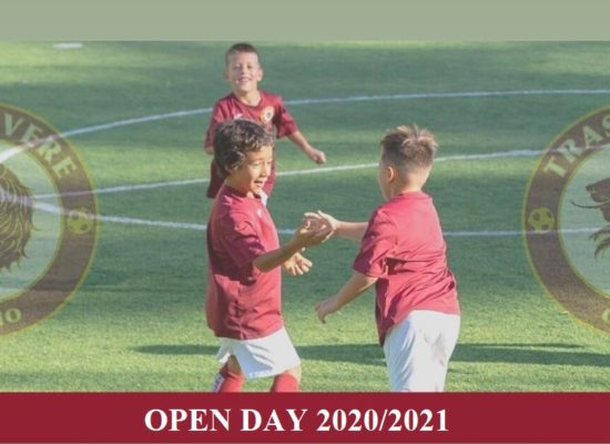 OPEN DAY 2010 e 2011: 11/9/20 al Trastevere Stadium