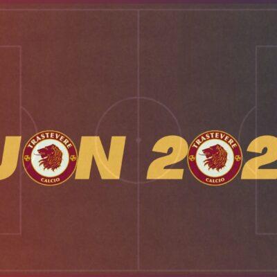 BUON 2021 DAL TRASTEVERE CALCIO!