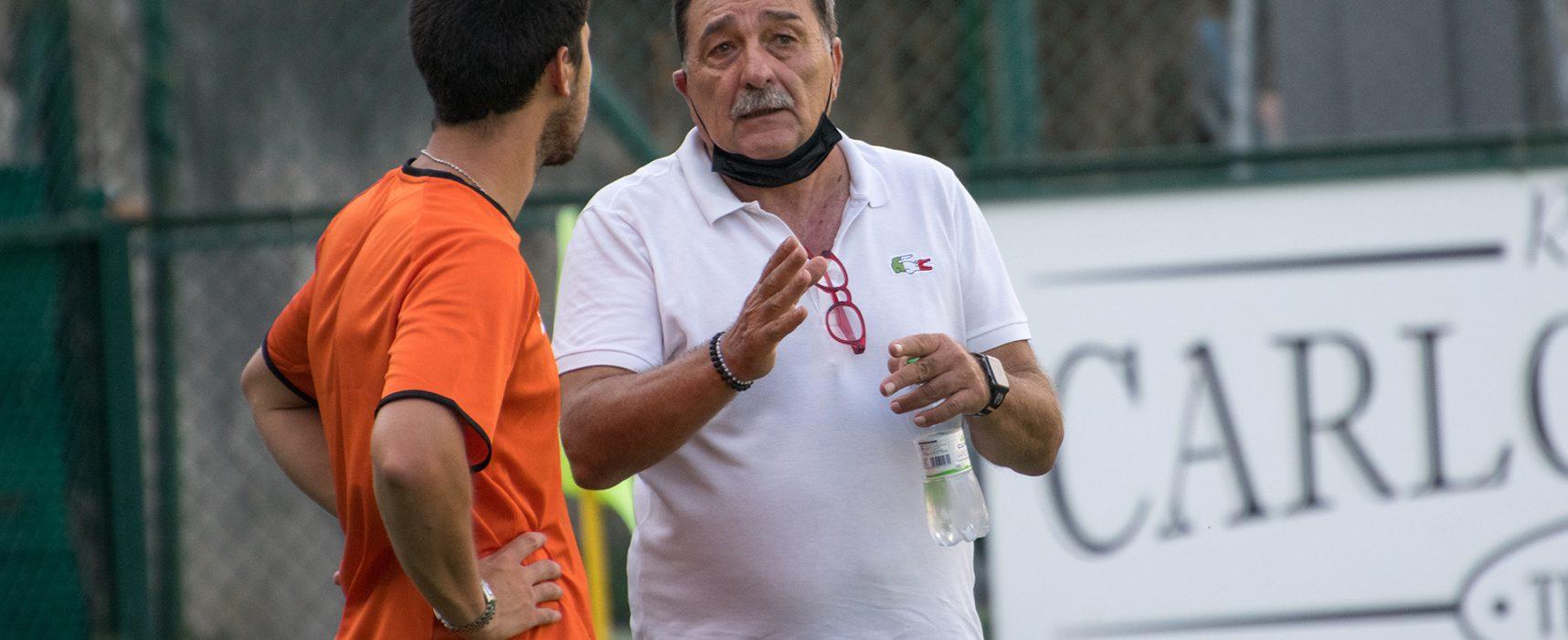 """Placidi: """"La sconfitta a L'Aquila non ci preoccupa ma siamo vigili"""""""