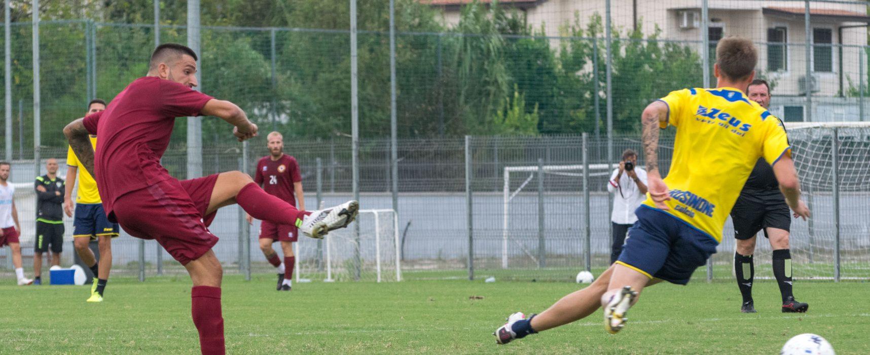 """Monni: """"Ottima prova col Frosinone, non vedo l'ora che inizi il campionato"""""""