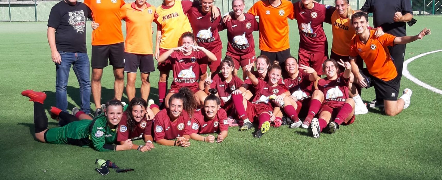 Coppa Italia Serie C Femminile: il Trastevere vince in rimonta