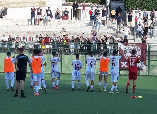 TRASTEVERE-TOLENTINO 2-0
